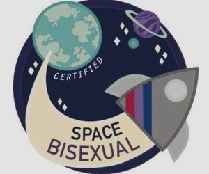 bisexual, space, and Voltron image