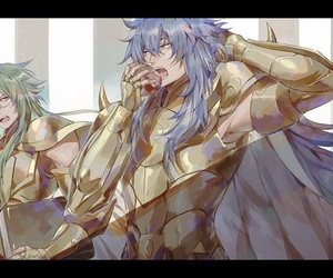 anime, kardia, and knights of zodiac image