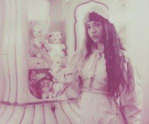 melanie martinez, cry baby, and vintage image