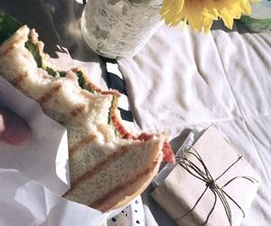 california, diy, and food image