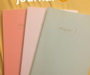 journal, writing, and chapter 1 image