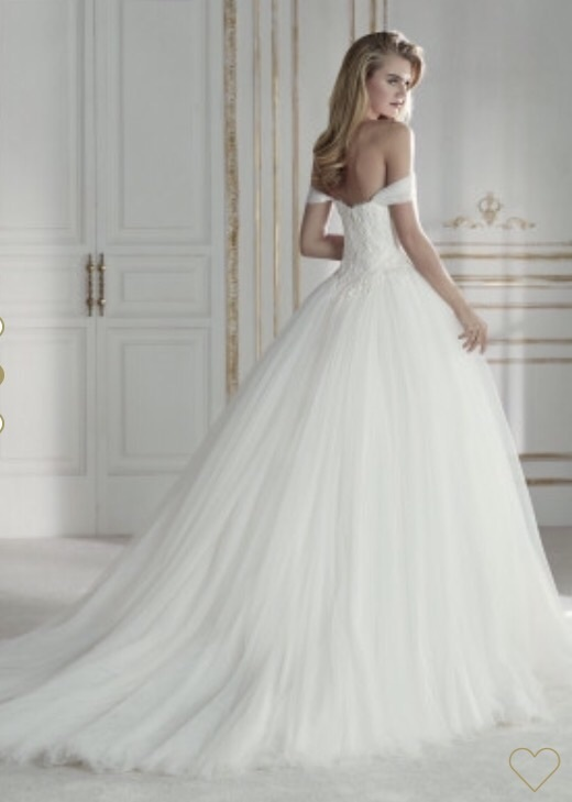 wedding, love, and ball gown image