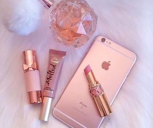 iphone, YSL, and too faced image