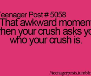 crush, text, and awkward image