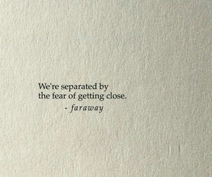 poetry, separated, and love image