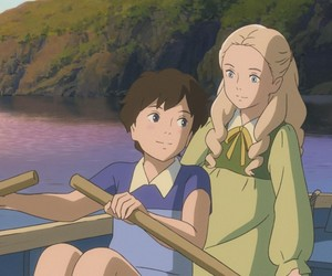 studio ghibli and when marnie was there image