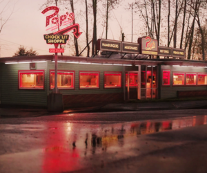 cafe, riverdale, and pop's image