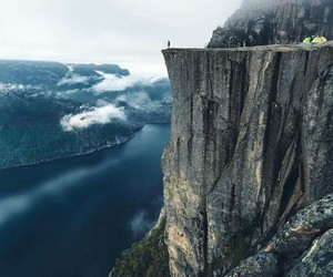norway, breathtaking, and nature image