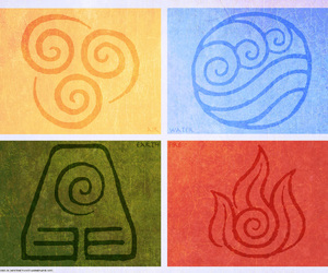 avatar, air, and fire image
