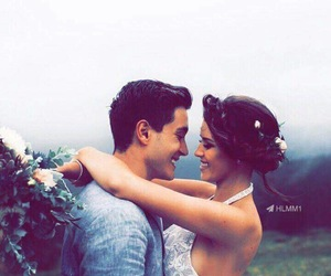 love, couple, and gabriel conte image