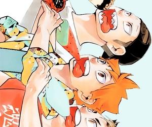 anime, boys, and haikyuu!! image