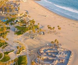 california, los angeles, and Venice beach image