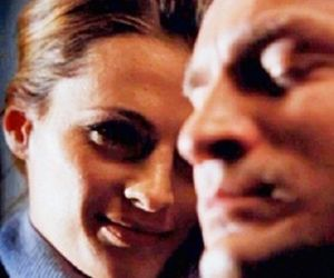 beckett, couple, and television image