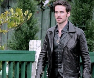 once upon a time, captain hook, and irish boy image