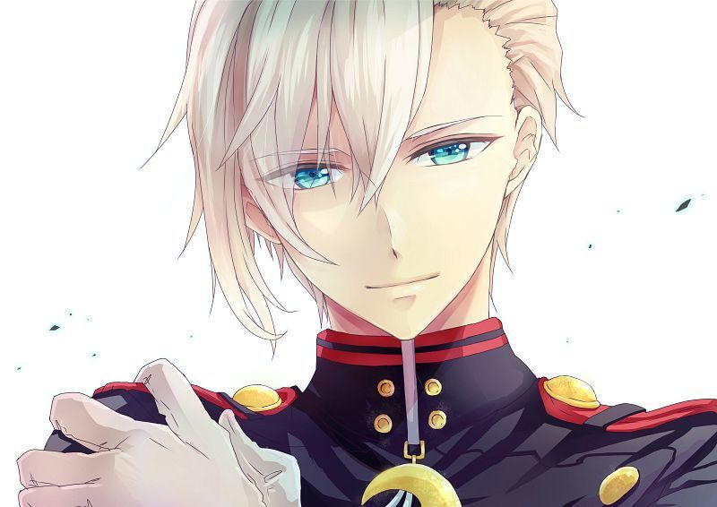 owari no seraph, anime, and shinya hiragi image