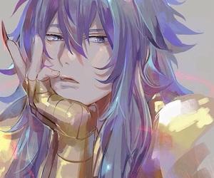 anime, knights, and kardia image