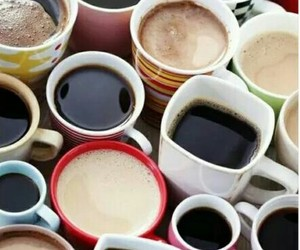 coffee, cup, and coffe image