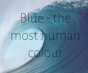 blue, human, and blue lips image