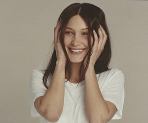 bella hadid, model, and bellahadid image