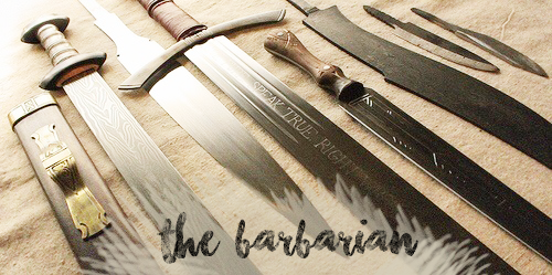 article, barbarian, and book image