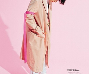 pink, 菅田将暉, and boy image