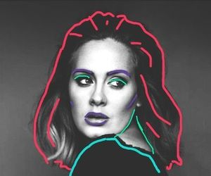 Adele and singer songwriter image