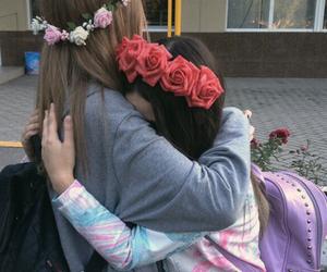 girl, bff, and tumblr image
