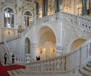 architecture, hermitage, and museum image