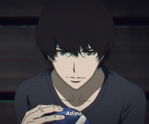 anime, nine, and zankyou no terror image