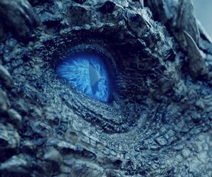 game of thrones, jon snow, and dragon image