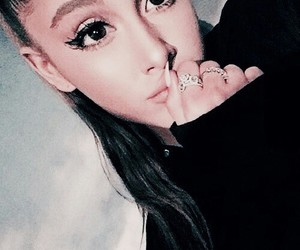 filter, vogue, and arianagrande image