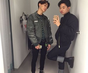 korean, boy, and asian image