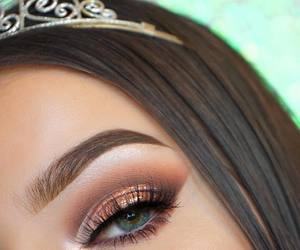 beauty, eyebrows, and hair image
