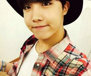 bts, love, and j-hope image