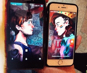 iphone, louis, and styles image