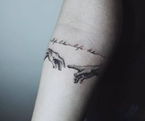 pretty, simple, and tat image