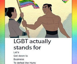 business, lets, and lgbt image