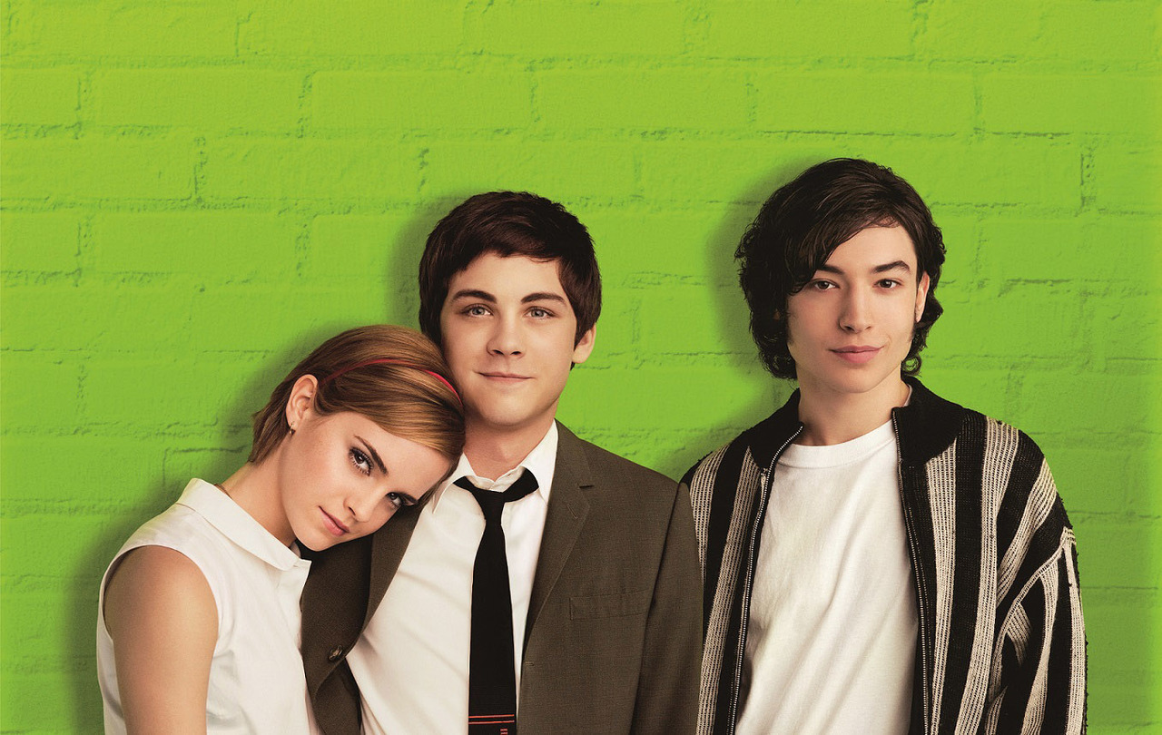 the perks of being a wallflower and movie image