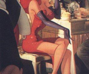 Jessica Rabbit, sexy, and cartoon image