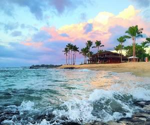 mar, paisagem, and world image