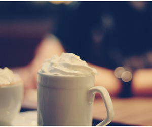 beautiful, capuccino, and chantilly image