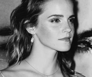 emma watson, actress, and girl image