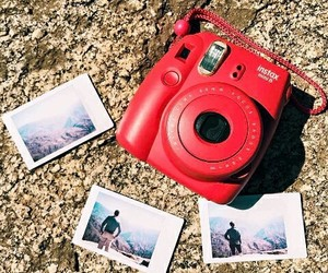 adventure, instax, and outdoors image