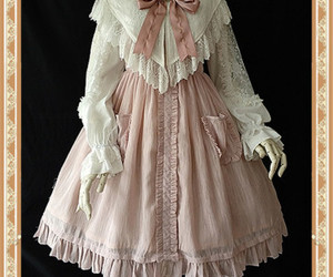 baby doll, lolita, and cute image