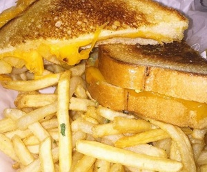 cheese, cheesy, and chips image