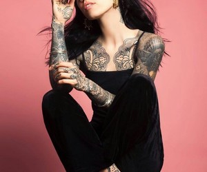 Tattoos, hannah snowdon, and hannah pixie image