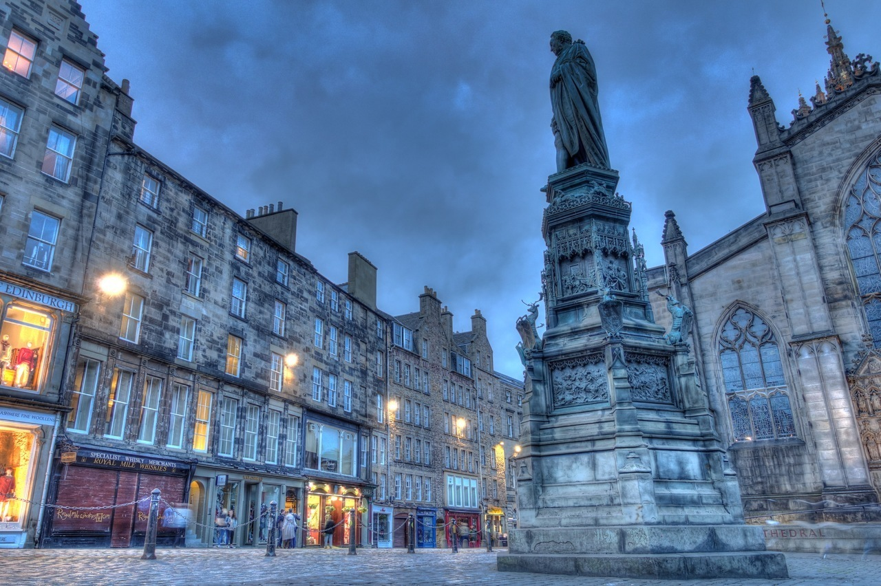 article, edinburgh, and photography image