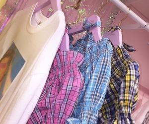 clothes, fashion, and Harajuku image