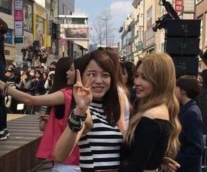 ioi, chungha, and sejeong image
