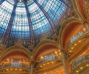 paris, lafayette, and galeries image